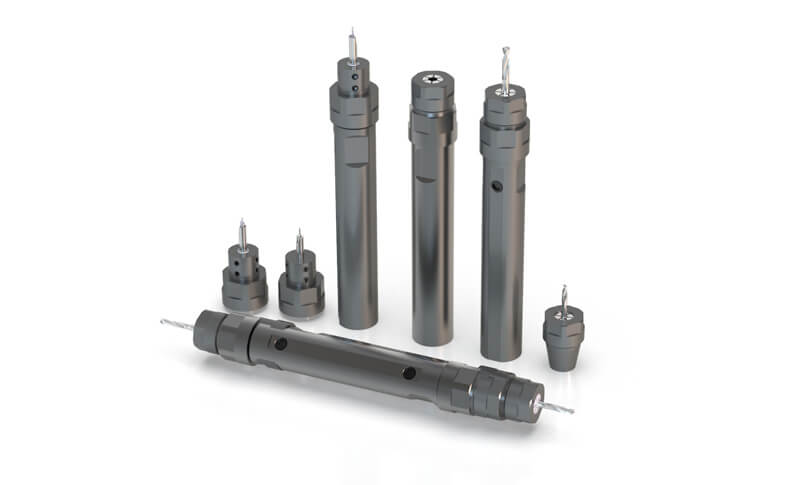 Quick Change Collet Systems
