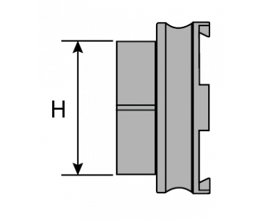 EZR11-ADP:    EZR 11-12 Adapter