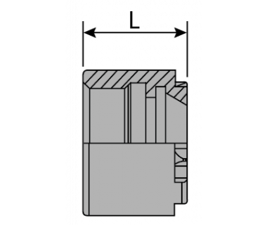 EZR32-NUT: EZR 32 Mini Nut Standard