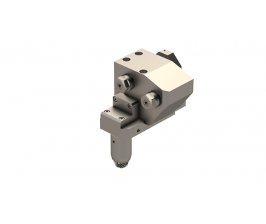 CIT-KSE250-KAI-2X: 90° Double Face Mill/Drill Spindle,1/2 index, Features High-Speed I/O= 1/2