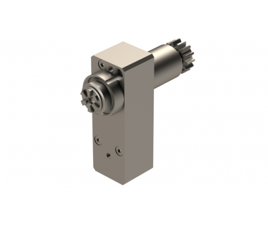 CIT-GSE3507-3X:  Z-Axis Spindle Face Drill/Mill ER11 Collet, Speed Ratio 1:3