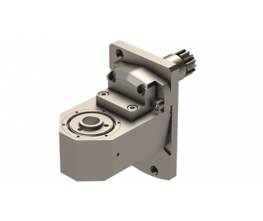 CIT-LSW515-000: Whirling Spindle for L12 Gang Rack (No Ring), I/O= 1/1, Angl Adj 15