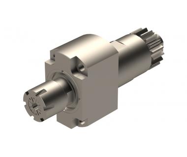 CIT-GSC-1110: 0° Driven Tool Holder For Cross Drill-Mill, ER16, I/O= 1/1