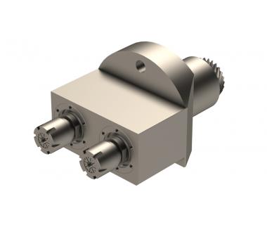 STA-SV20-TSC-210:  Driven Holder 2xER16 I/O 1:1