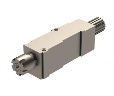 TOR-DE13-0001:Axial Toolholder ER20 Middle Length, Tornos DECO 13
