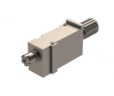 TOR-DE10-0002:Axial Toolholder ER11 H:30, Tornos DECO 10