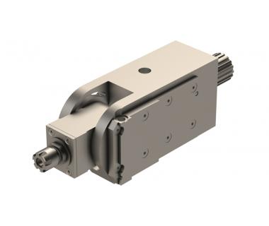 TOR-DE13-0042: Angular Adjustment Tool holder -13° to -90° ER11, Use 2 positions,Deco 13