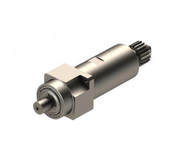 TSU-BW20-GSC-105-4x: 0⁰ Driven Tool Holder High Speed, ER08, for BW series, I/O=1:3.8