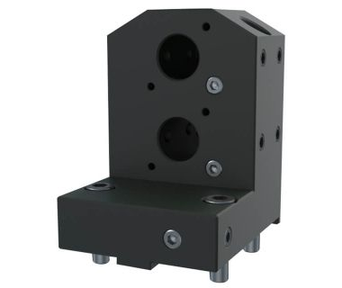 TSU-5540-000247 Boring bar holder 2-Ø25mm (back setoff)