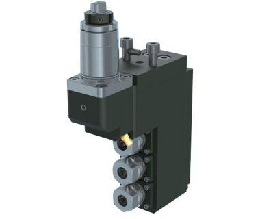 TSU-5540-000255 3-spindle drilling/milling unit ER16