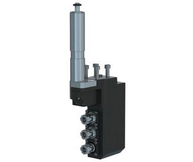 CIT-GSE910-GSI Triple ER16 Face Milling / Drilling Unit