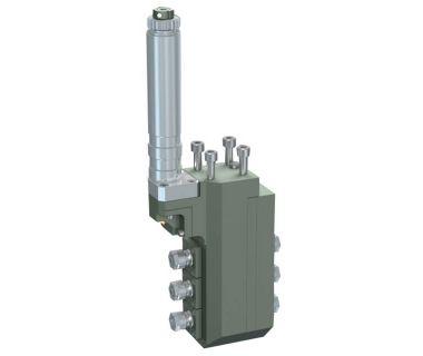 CIT-GSE1007-GSI 3-spindle double drilling/milling unit ER11