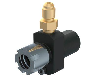 NOM-5540-000403 ER16 Coolant Thru Drill Holder for sub spindle 23mm Shank