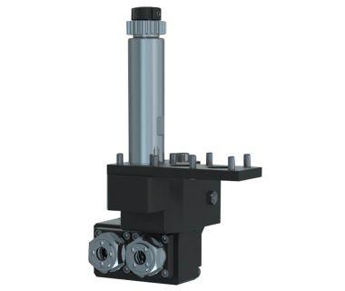 NOM-5540-000411 2-spindle drilling/milling unit ER11