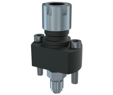 NOM-5540-000415 Drill Holder for sub spindle - Deep Hole