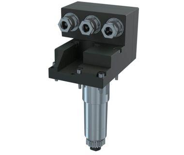 NOM-5540-000416 3-spindle drilling/milling unit ER11