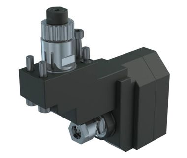 HAN-5540-000446 Cross drilling/milling unit for sub spindle ER11