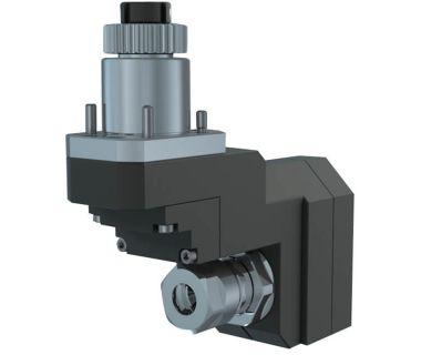 HAN-5540-000448 Cross drilling/milling unit for sub spindle ER16