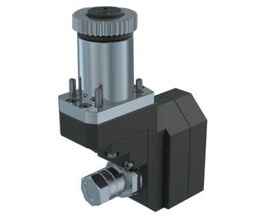 HAN-5540-000465 Slotting unit for sub spindle Ø6 x Ø50