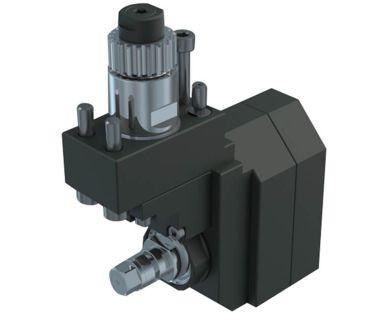 HAN-5540-000478 Slotting unit for sub spindle Ø12.7 x Ø50